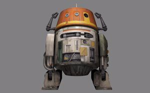 Star Wars Rebels, Chopper