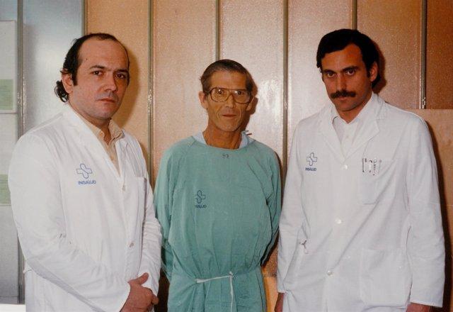 30 Años Del Primer Trasplante De Hígado En El Hospital De Bellvitge