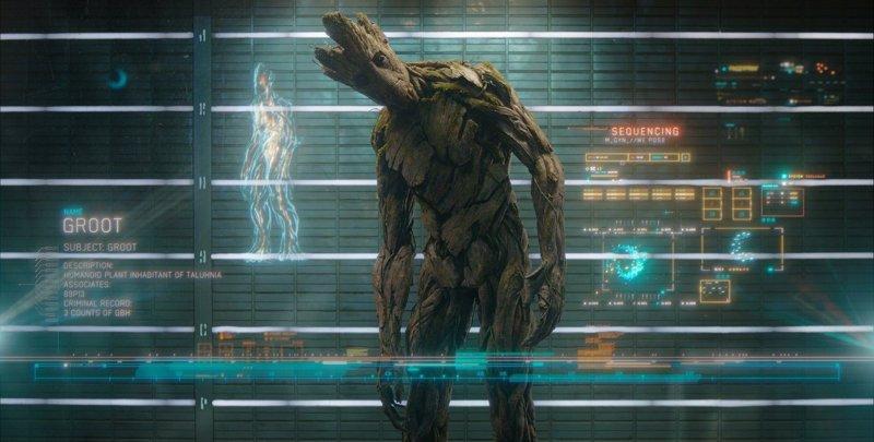Guardianes de la galaxia: Los protagonistas uno a uno