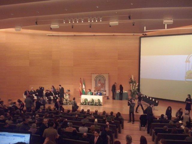 Celebración de los actos institucionales del Día de Andalucía