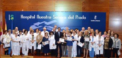 Echániz inaugura un nuevo TAC en el 40 aniversario del Hospital de Talavera de la Reina (Toledo)