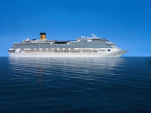 Costa Cruceros Favolosa