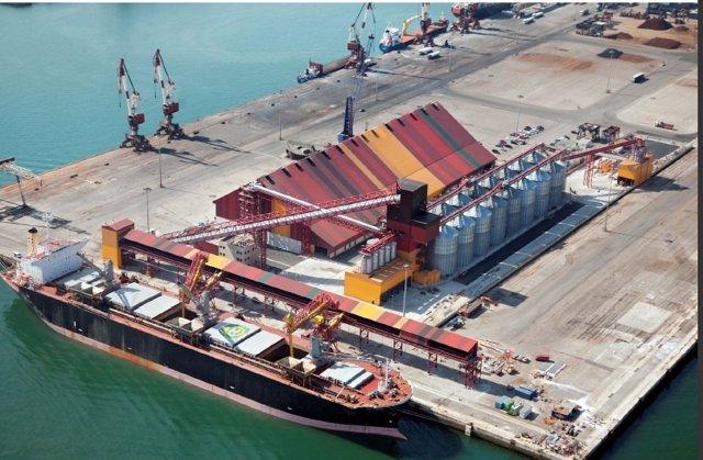 Terminal Granes Puerto De Santander