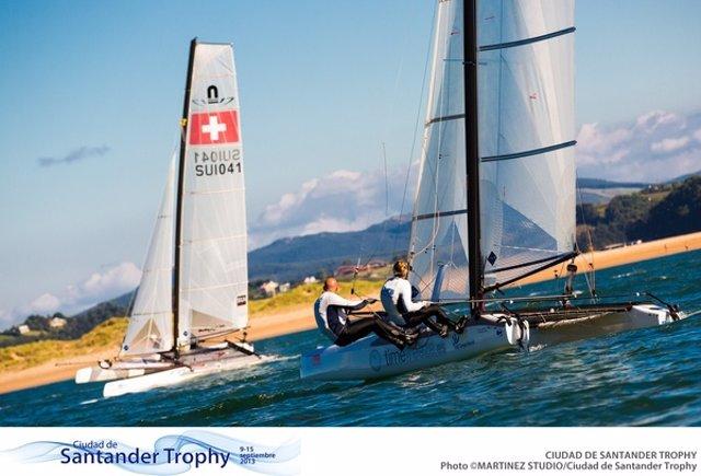 Imagen de archivo del Ciudad de Santander Trophy