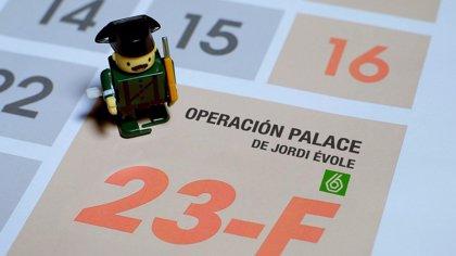 """TV.- Jordi Évole estrena 'Operación Palace', un documental """"diferente"""" sobre el 23-F"""