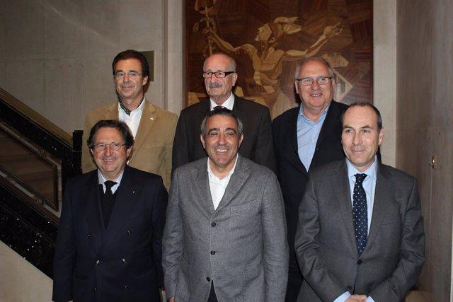 Los empresarios del Grup Impuls per Girona apoyan el 'derecho a decidir'