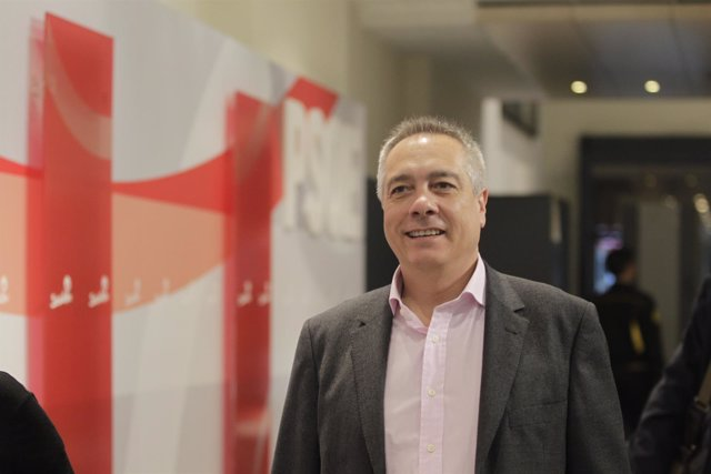Pere Navarro, Comité Federal del PSOE