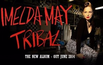 Imelda May estrena un aperitivo de su nuevo álbum