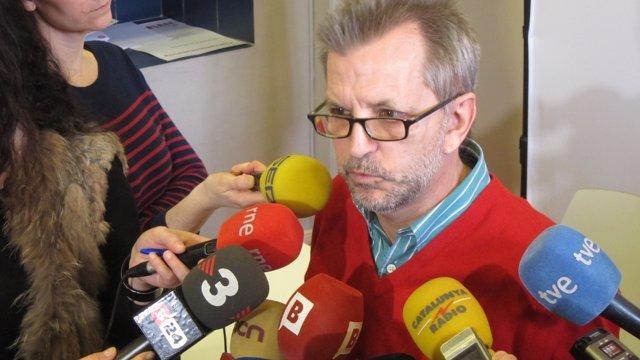 Manuel Fernández, PSC
