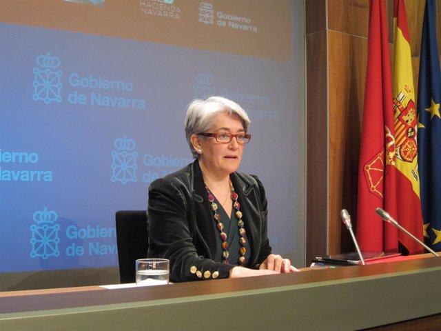 Lourdes Goicoechea.