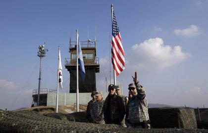 Corea del Sur y EEUU inician sus maniobras militares conjuntas