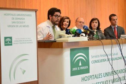 Implantan por primera vez en España una córnea artificial