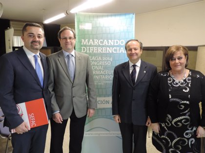 El VI Congreso Nacional de Farmacéuticos Comunitarios reunirá a más de 1.000 profesionales en mayo en Málaga