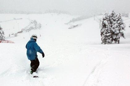 El 40% de las lesiones producidas durante la práctica del esquí son de rodilla