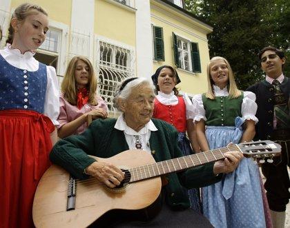 Muere Maria von Trapp, una de las niñas que inspiró Sonrisas y lágrimas