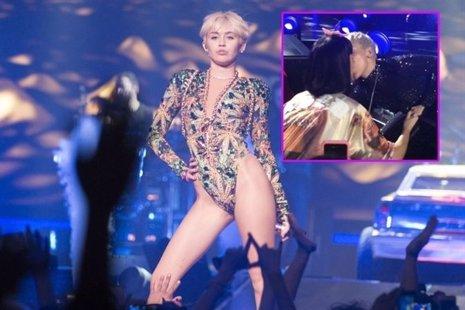 Miley y Katty