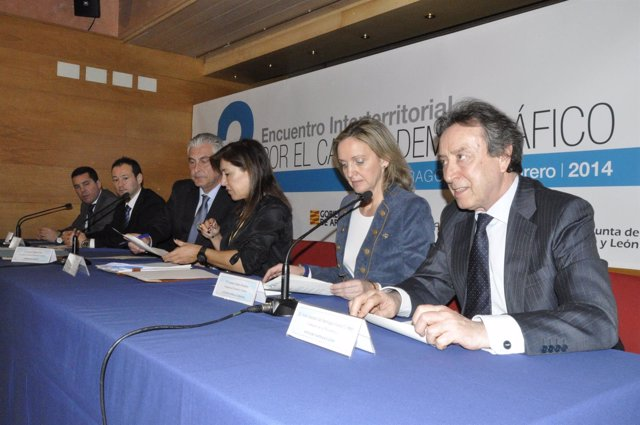 Consejeros de las seis CCAA reunidas este lunes en Zaragoza