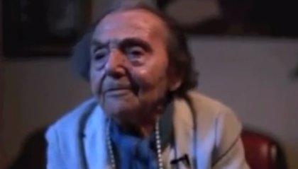 Muere a los 110 años la superviviente del Holocausto más longeva