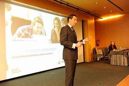 El Grupo BMW apoya a los jóvenes en la búsqueda de empleo