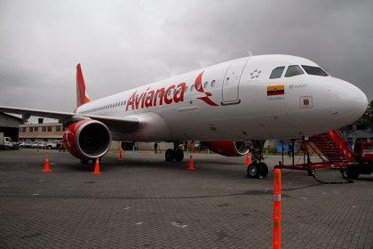 """Dos aviones de Avianca se """"rozan"""" en la pista de rodaje en El Dorado"""