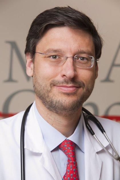 Antonio González, nuevo presidente del Grupo Español de Investigación en Cáncer de Ovario