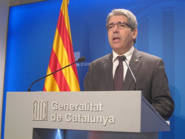 Francesc Homs, portavoz y conseller de la Generalitat