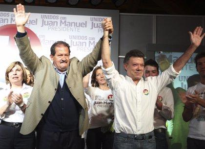 Santos acepta la negativa de Garzón a ocupar la Embajada de Colombia