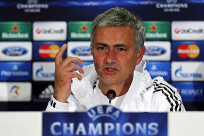 Mourinho critica a la prensa tras declaraciones sobre Chelsea