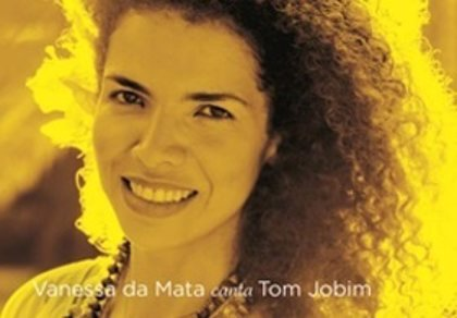 Cantante brasileña Vanessa da Mata rinde homenaje a Tom Jobim