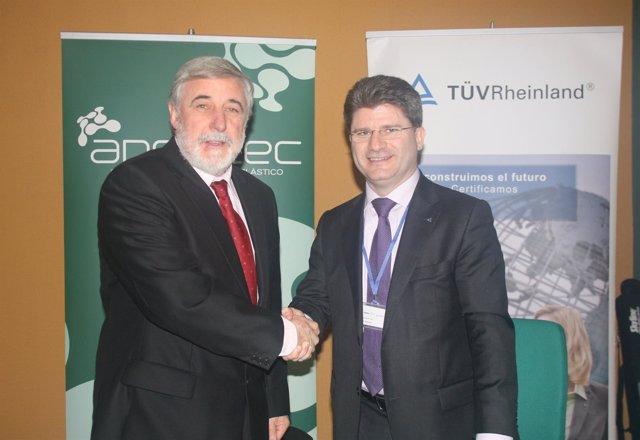 Acuerdo de colaboración entre Andaltec y TÜV Rheinland