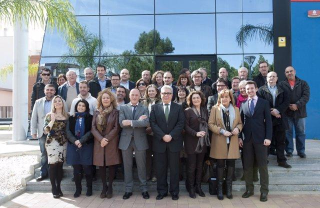 La Diputacion de Valencia ofrece una reunión informativa en Beniarjo