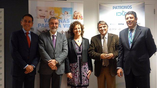 Jornadas de vacunación infantil de IDIS y Sanofi Pasteur MSD