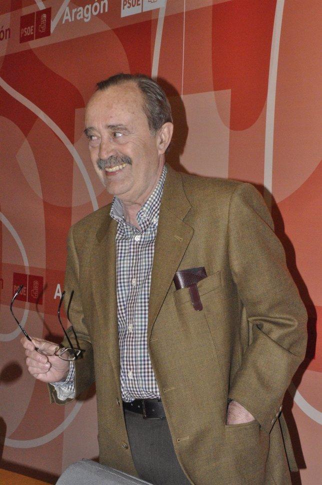 Alfredo Arola, presidente de la Comisión de Garantías de primarias del PSOE.