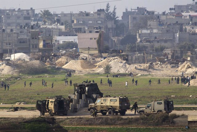 Franja de Gaza, Israel, Palestina