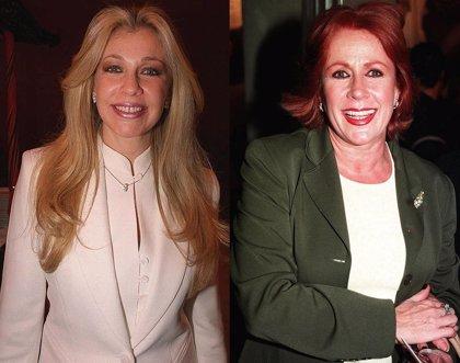 """""""La fama de Sodi se debe a que anda en restaurantes de hombres ricos"""", dijo la actriz Laura Zapata de su hermana"""