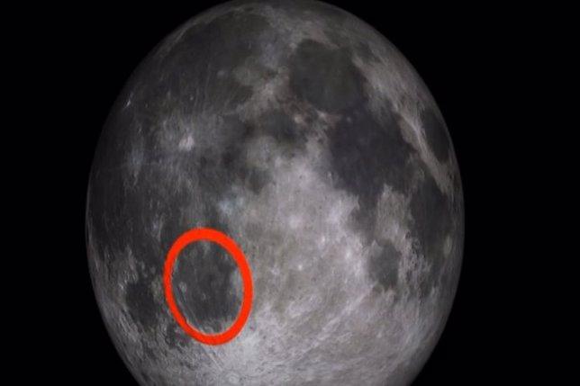 El mayor impacto de una roca contra la Luna