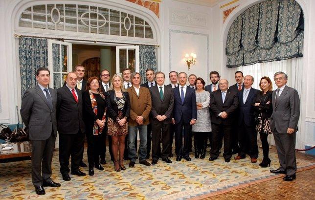 Consejo de la APD en Cantabria
