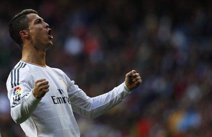 Cristiano está deseando jugar tras su sanción, dice Ancelotti
