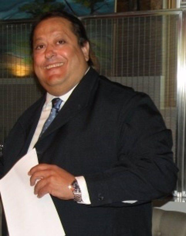 Alfonso Tezanos, presidente de CECOMA