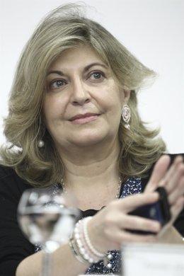 La secretaria de Estado de Empleo, Engracia Hidalgo