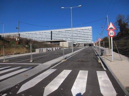 El Principado aprueba la inversión para el vial norte del nuevo HUCA