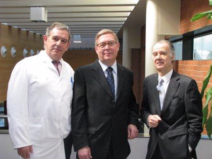 Cirujanos del Clínico San Carlos realizan la primera intervención en España de incontinencia fecal con radiofrecuencia