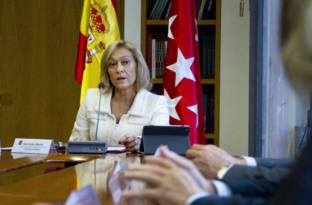 Ana Isabel Mariño, consejera de Empleo