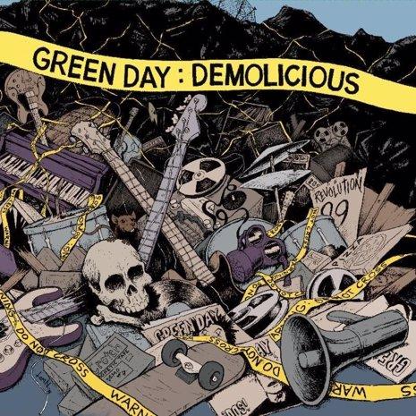 Green Day lanzará un disco de maquetas