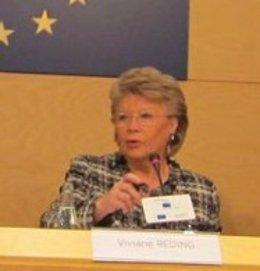 Viviane Reding, CE