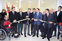 Inauguración de las nuevas instalaciones Cruz Roja en Arnedo