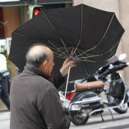Protección Civil avisa de fuertes rachas de viento