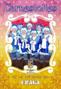 Fraga celebrará los Carnavales este fin de semana.