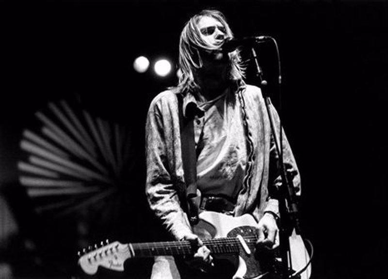 39565b19b5f3 Se cumplen 20 años del último concierto de Nirvana