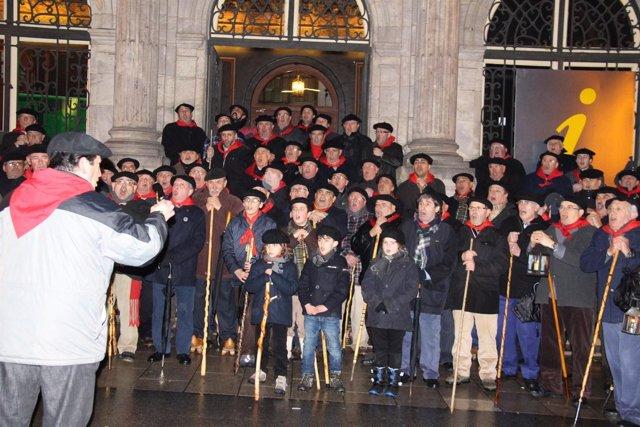 Marzas en Torrelavega